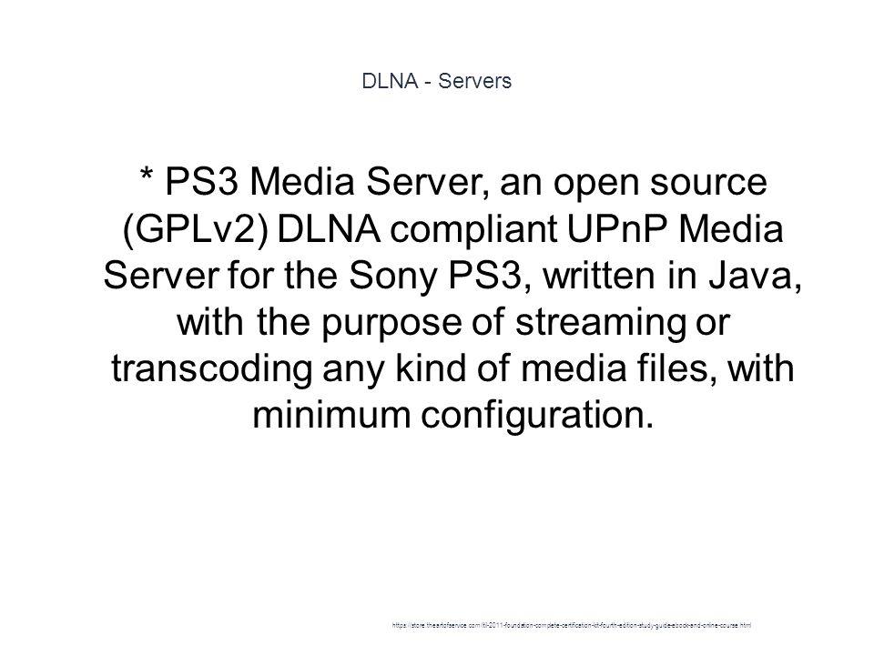 DLNA - ppt download