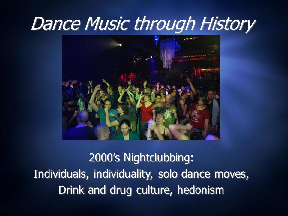 Dance Music 1985-present day  Dance Music through History