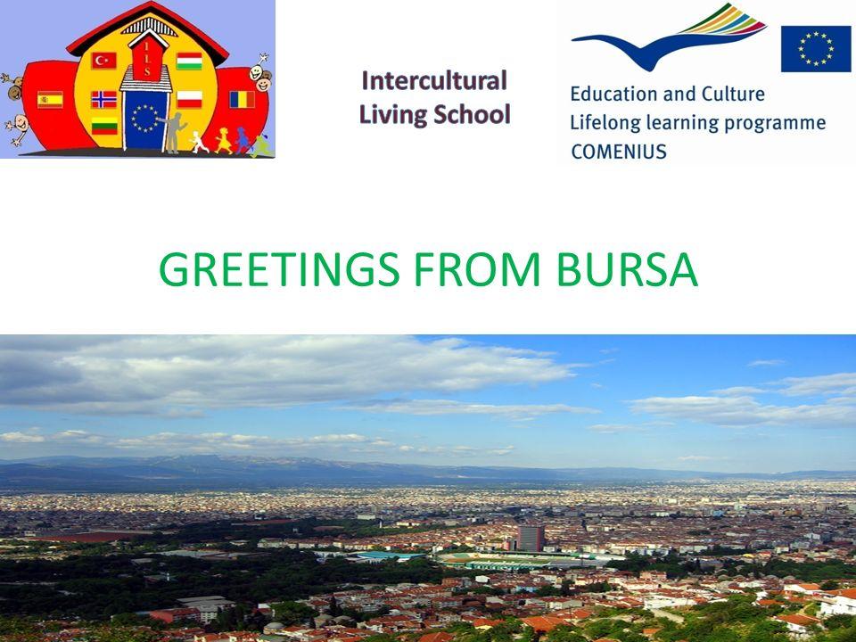 Greetings from bursa where is the turkey turkey is between asia 1 greetings from bursa m4hsunfo
