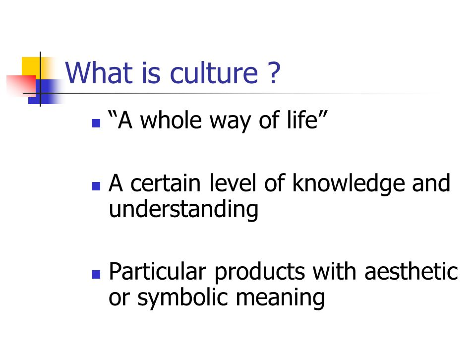 Culture As An Economic Factor In The Development Of The City