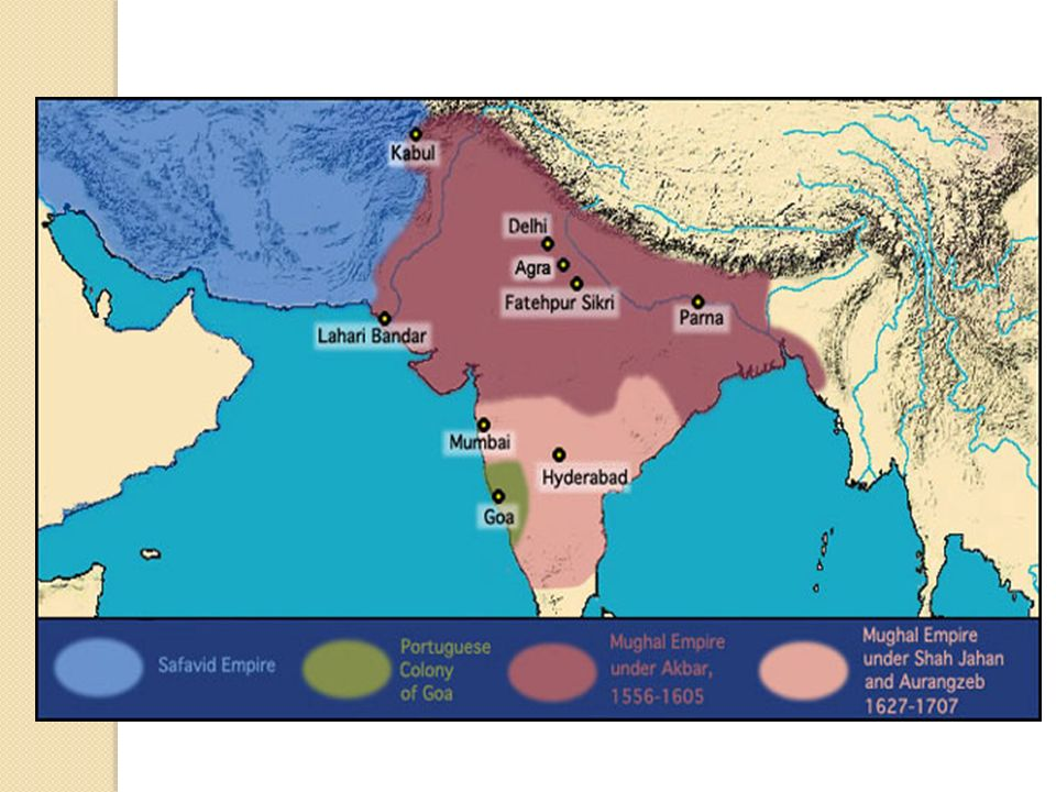 The Mughal Empire Ppt Video Online Download