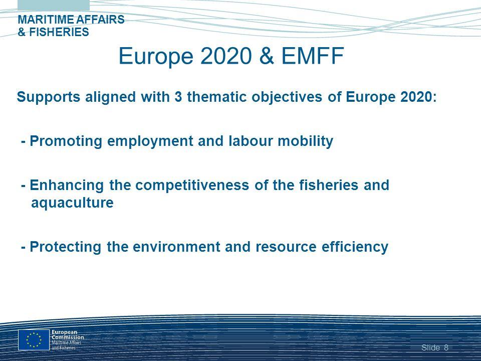 MARITIME AFFAIRS & FISHERIES European Maritime and Fisheries