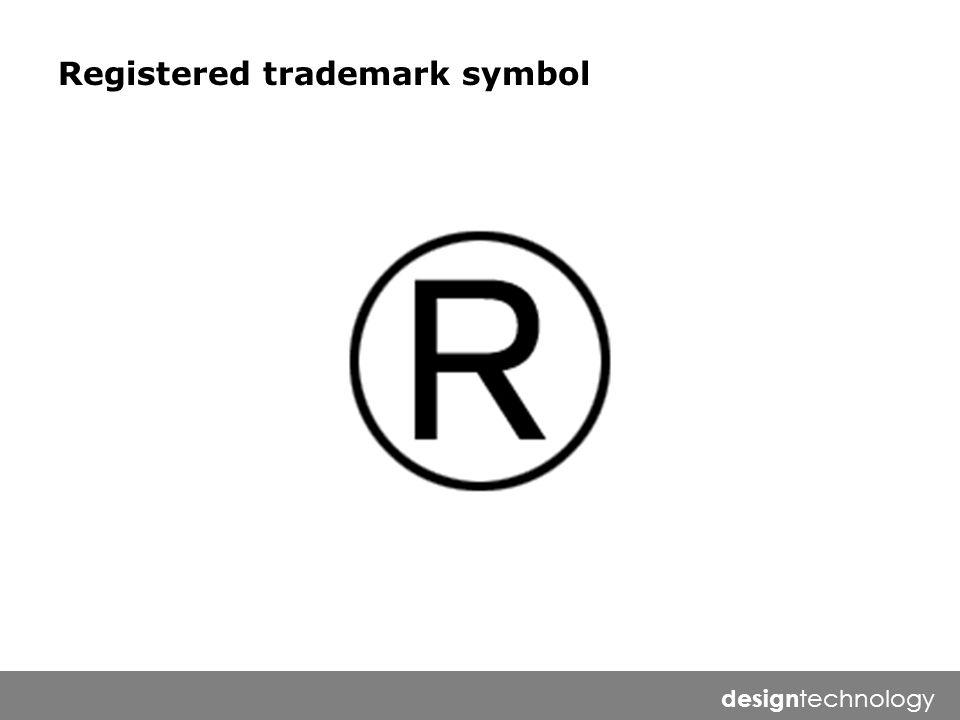 Design Technology Recyclable Aluminum Symbol Design Technology