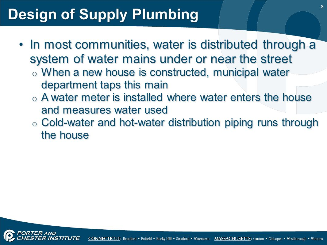 1 HVACR116 – Trade Skills Plumbing, HVAC, Electrical Overview. - ppt ...