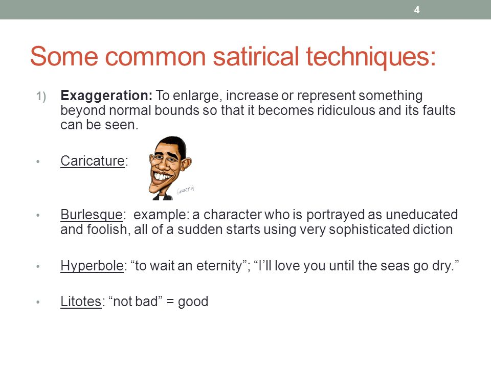 Satire And Humor Just Another Aspect Of Tonebut Even More Fun Ppt
