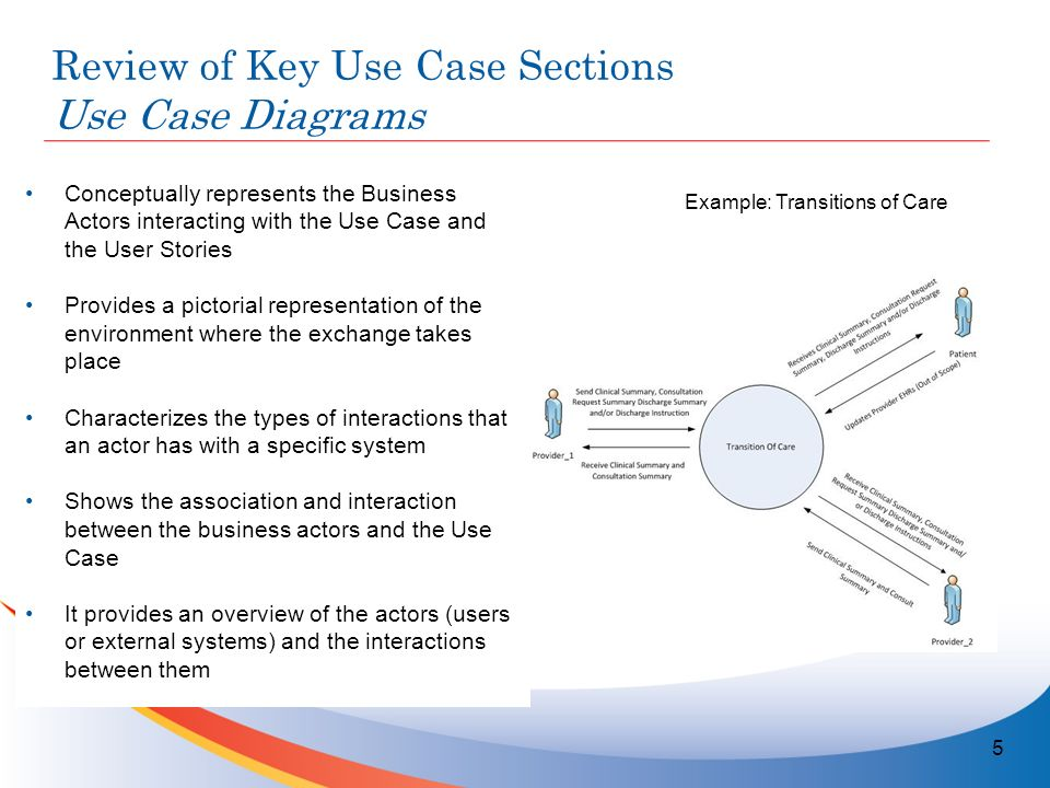 Si framework prescription drug monitoring program health it 5 review of key use case sections use case diagrams ccuart Image collections