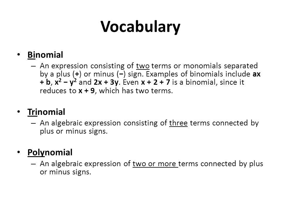Algebra 2 Multiplying Polynomials 1 Simplify Each Expression A