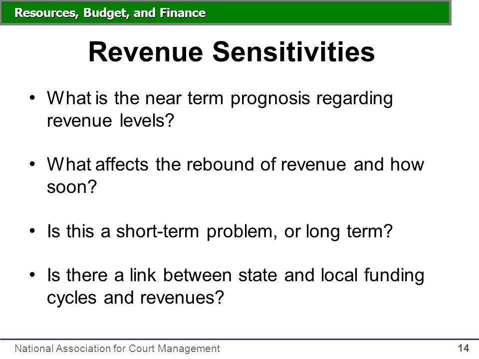 what is revenue court