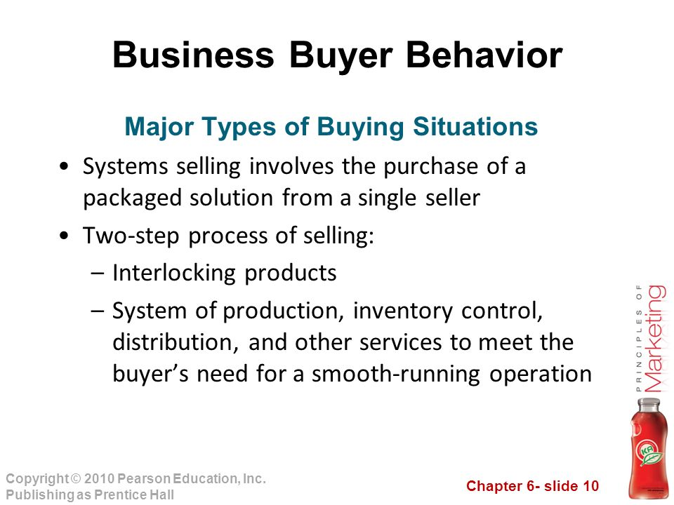 Chapter 6- slide 10 Copyright © 2010 Pearson Education, Inc.