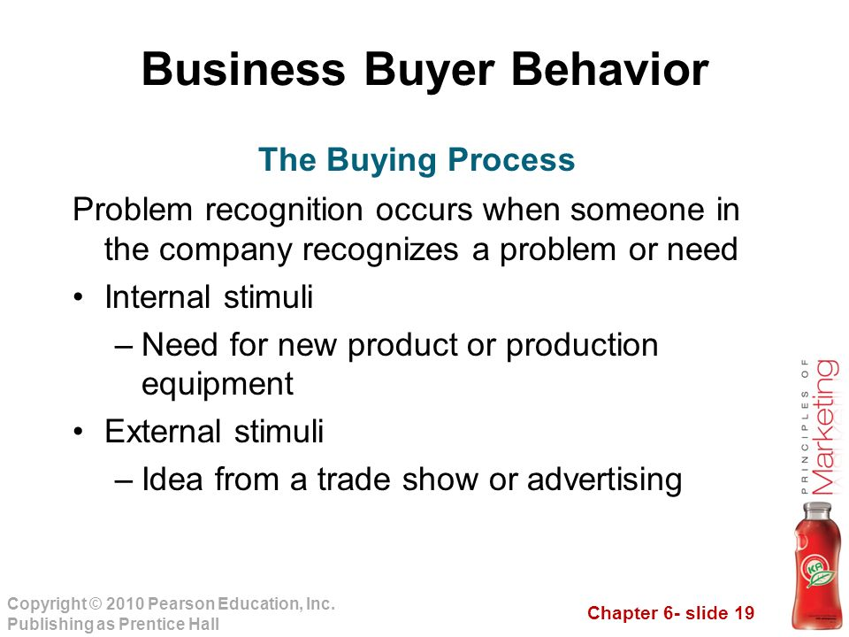 Chapter 6- slide 19 Copyright © 2010 Pearson Education, Inc.