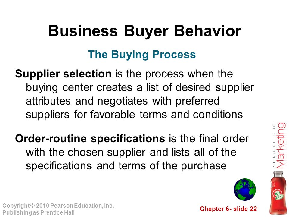 Chapter 6- slide 22 Copyright © 2010 Pearson Education, Inc.