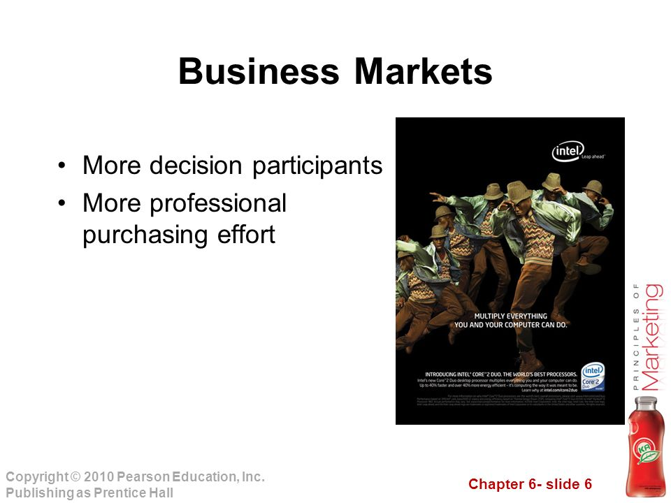 Chapter 6- slide 6 Copyright © 2010 Pearson Education, Inc.