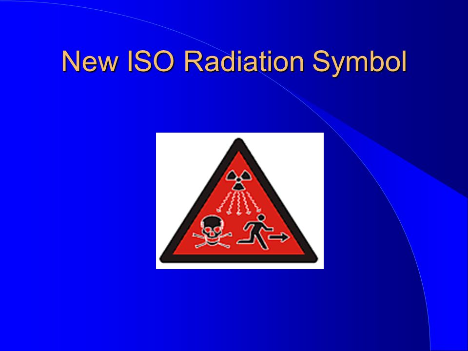 Radiation Safety Program Overview And Terminology Robert Forrest