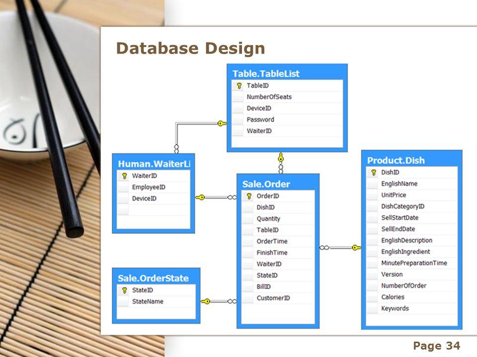 powerpoint templates page 1 powerpoint templates smart menu, Database Presentation Template, Presentation templates