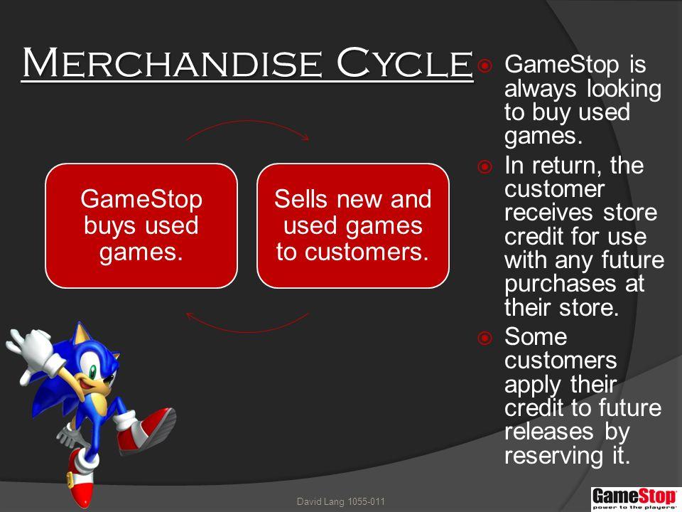 Company History  GameStop was originally a store called Babbage's