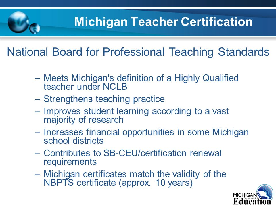 Office Of Professional Preparation Services Teacher Certification