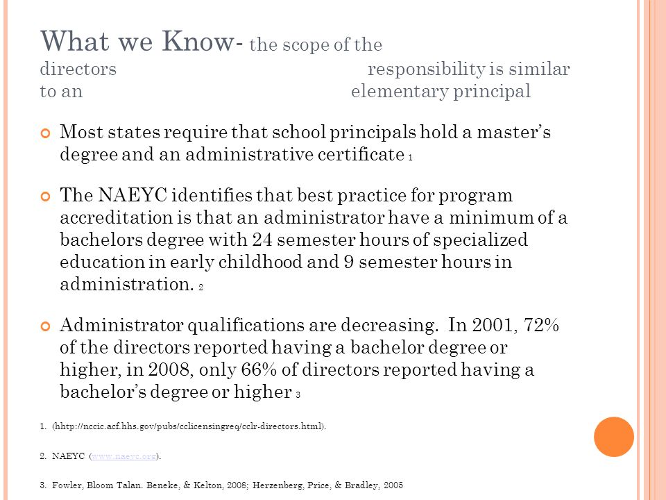 Leadership Matters Julie Brower What We Know Education Matters