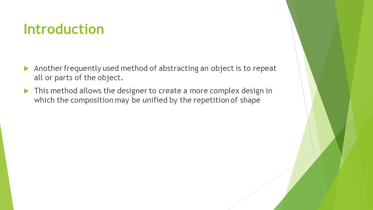 What is abstraction - method, technique or thinking 66