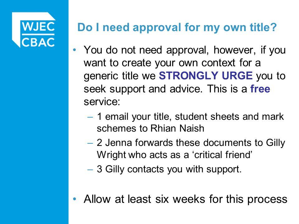 wjec it2 coursework mark scheme