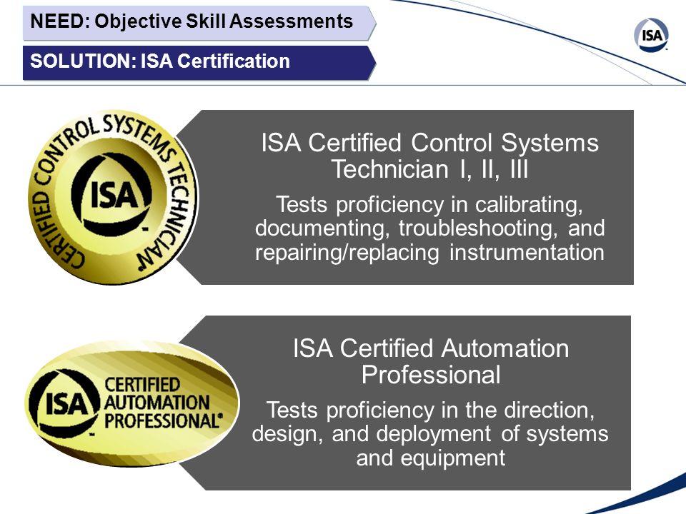Standards Certification Education Training Publishing Conferences