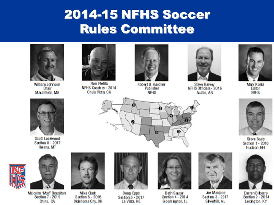 Take part get set for life national federation of state high high school associations nfhs soccer rules changes take part 11 2014 15 fandeluxe Gallery