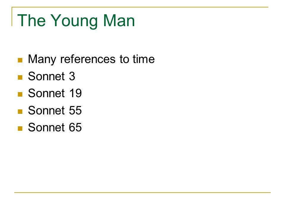 sonnet 65 analysis