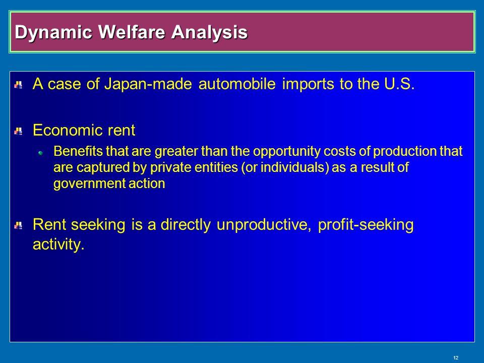 directly unproductive profit seeking activities