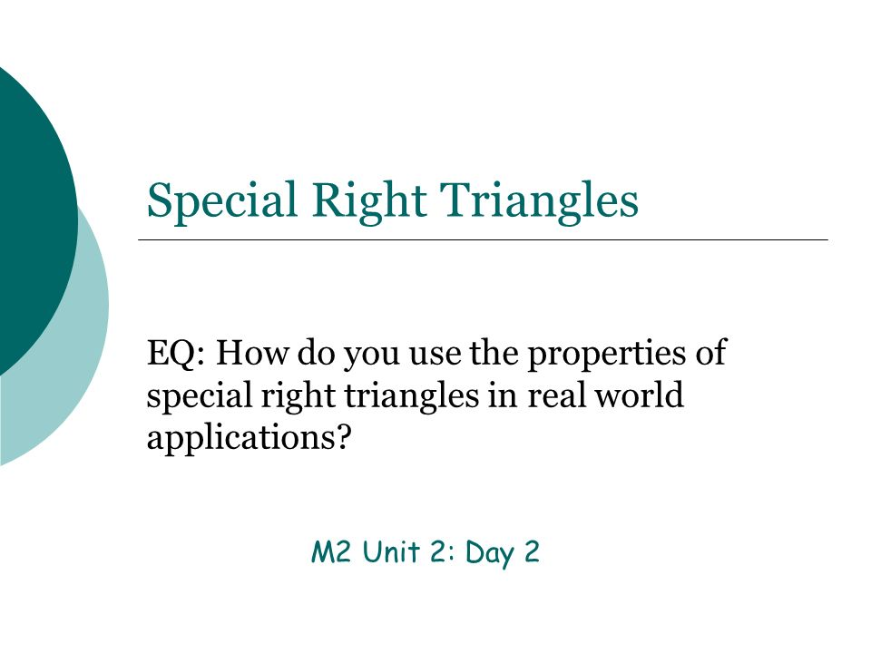 Special Right Triangles Eq How Do You Use The Properties Of. Worksheet. Special Right Triangles Worksheet Form K At Clickcart.co