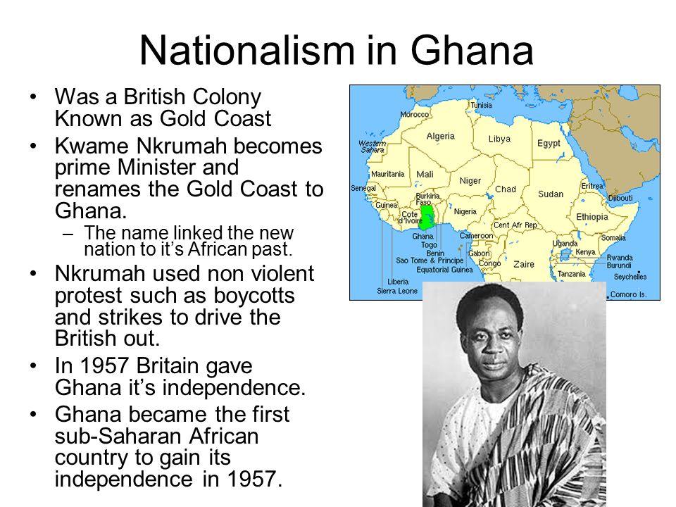 ghana decolonization