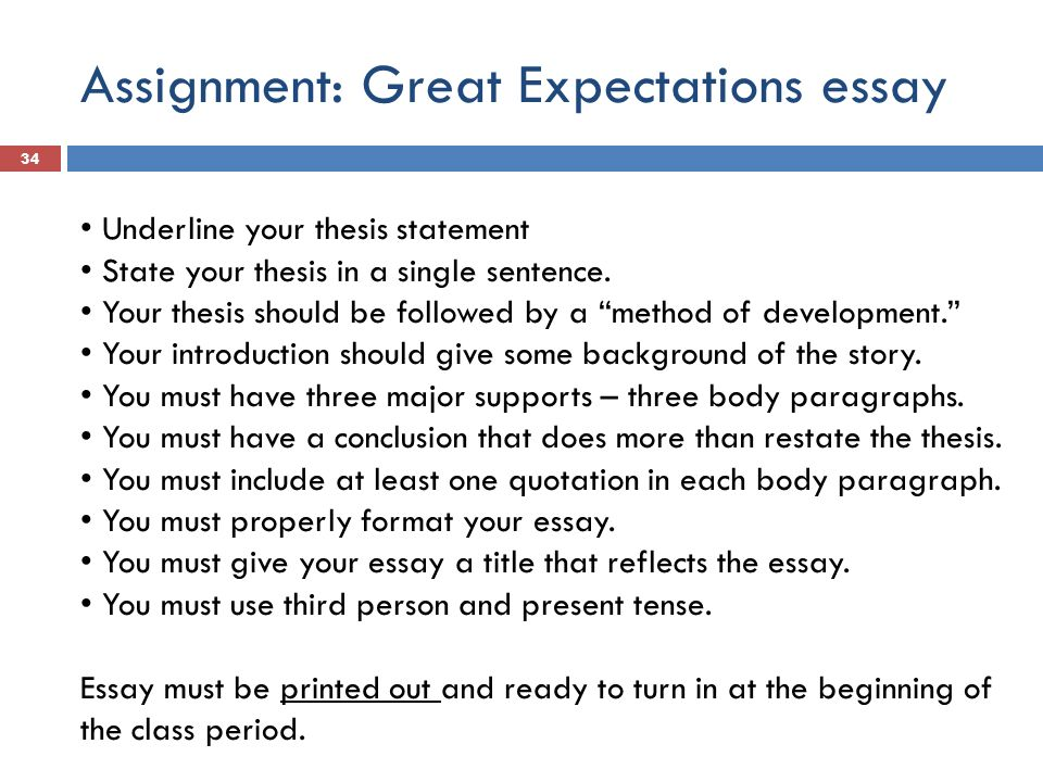 conclusion of great expectations