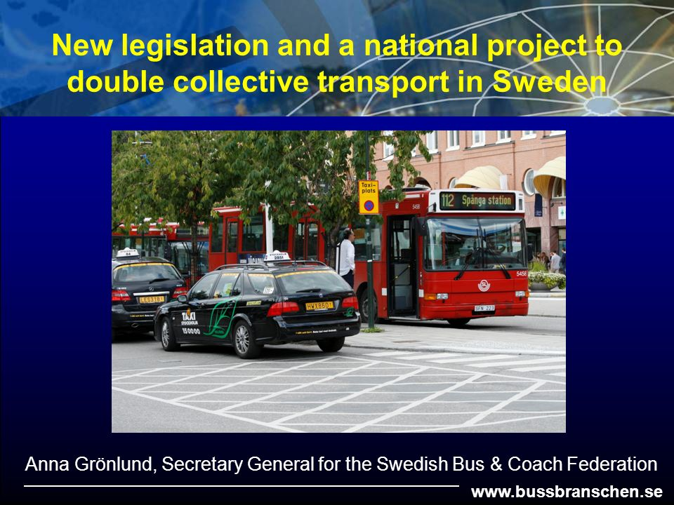 New legislation and a national project to double collective
