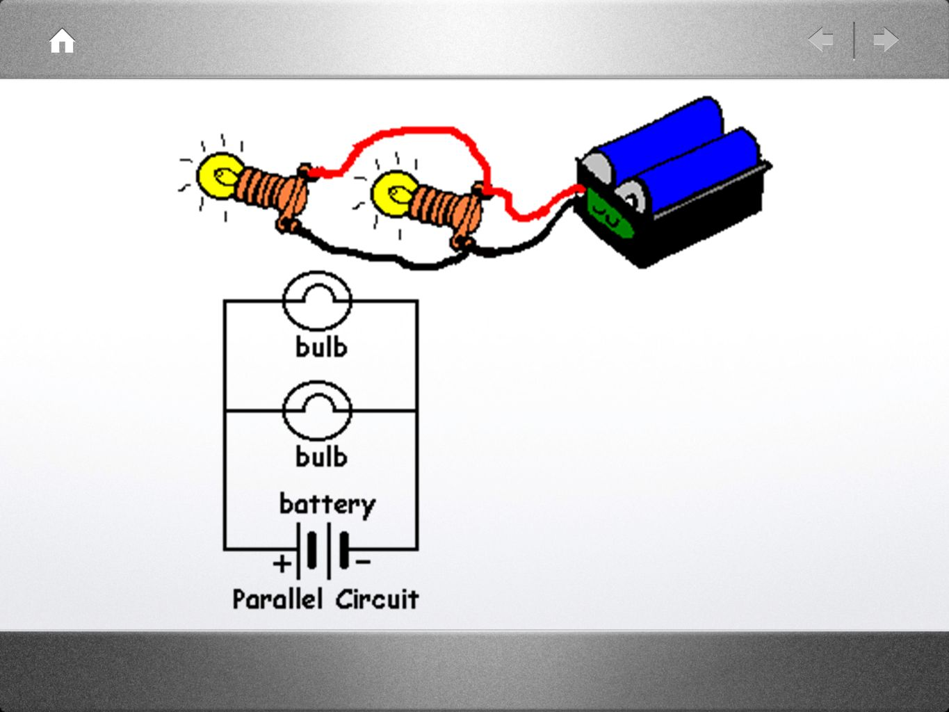 Electric Charge And Static Electricity Ppt Video Online Download To Make Two Smaller Circuits With Each Bulb Having Its Own Circuit Slide 62