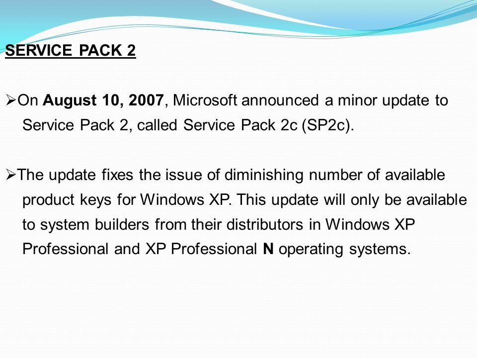 product key windows xp professional