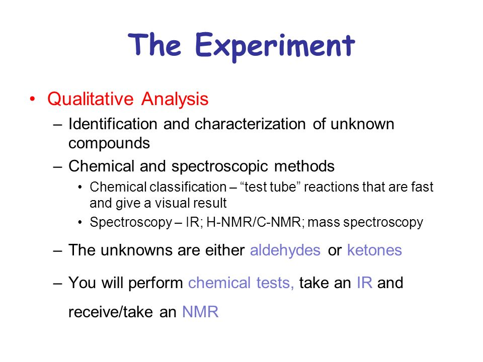 identifying an unknown compound by infrared spectroscopy lab report