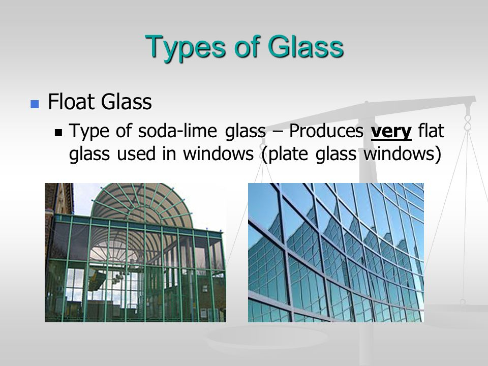 plate glass windows display types frsc 2001 introduction to forensic science technology ii trace