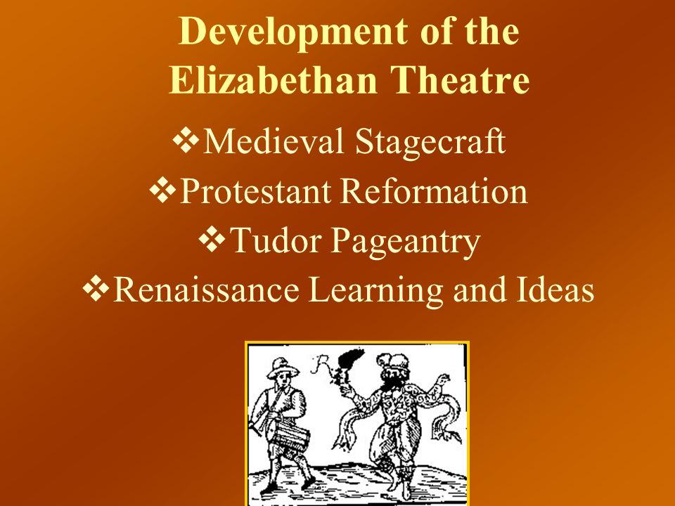 development of theatre