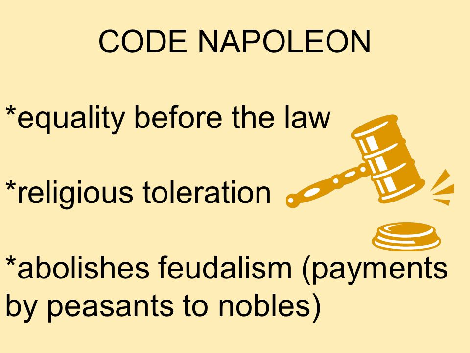 Napoleon wins support of people *controls prices *agreement with Church *gets some émigrés to return *jobs on ability