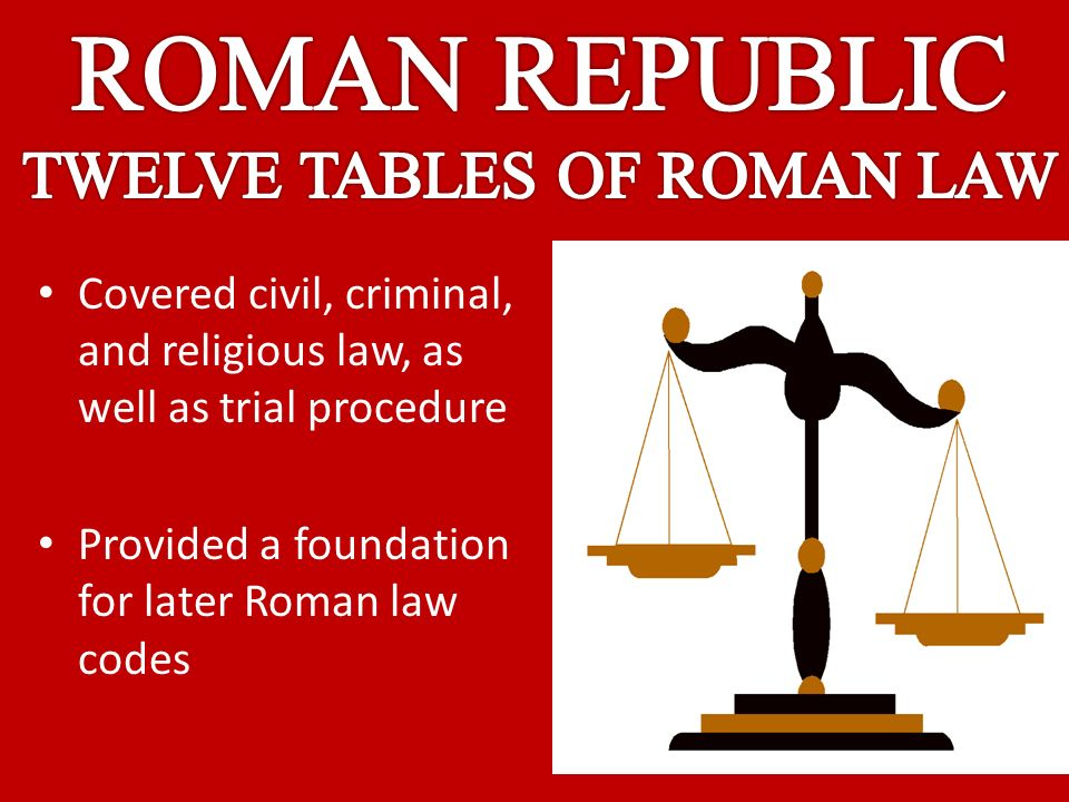 Covered civil, criminal, and religious law, as well as trial procedure Provided a foundation for later Roman law codes