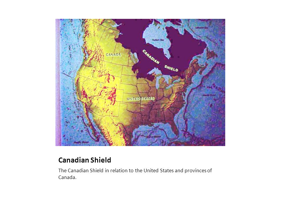 CANADA A Picture of Canada Physical Features Cities Rural ...