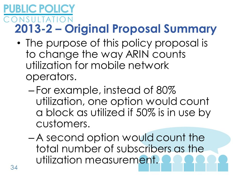 public policy proposal example