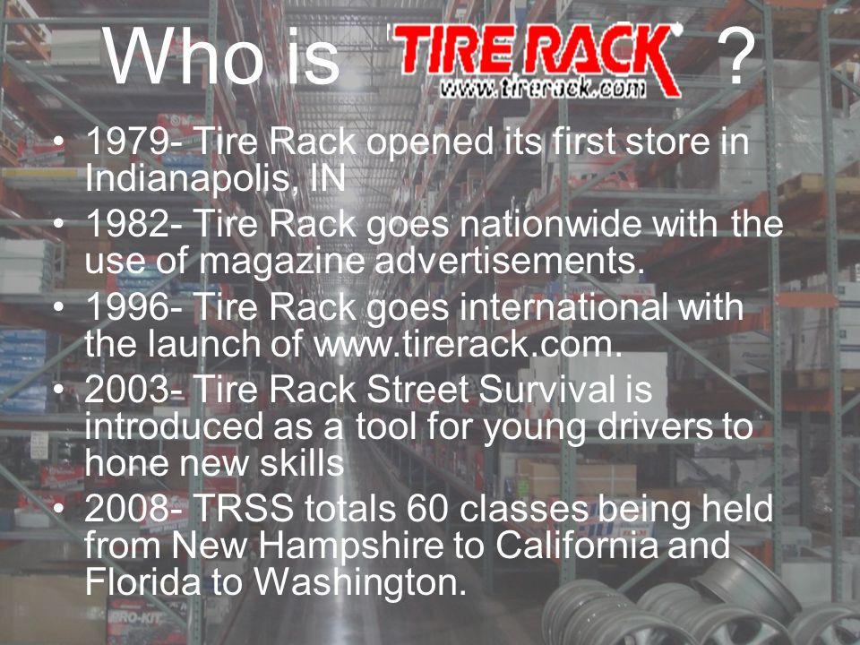 Tire Rack Street Survival Teaching Northeastern Alabama