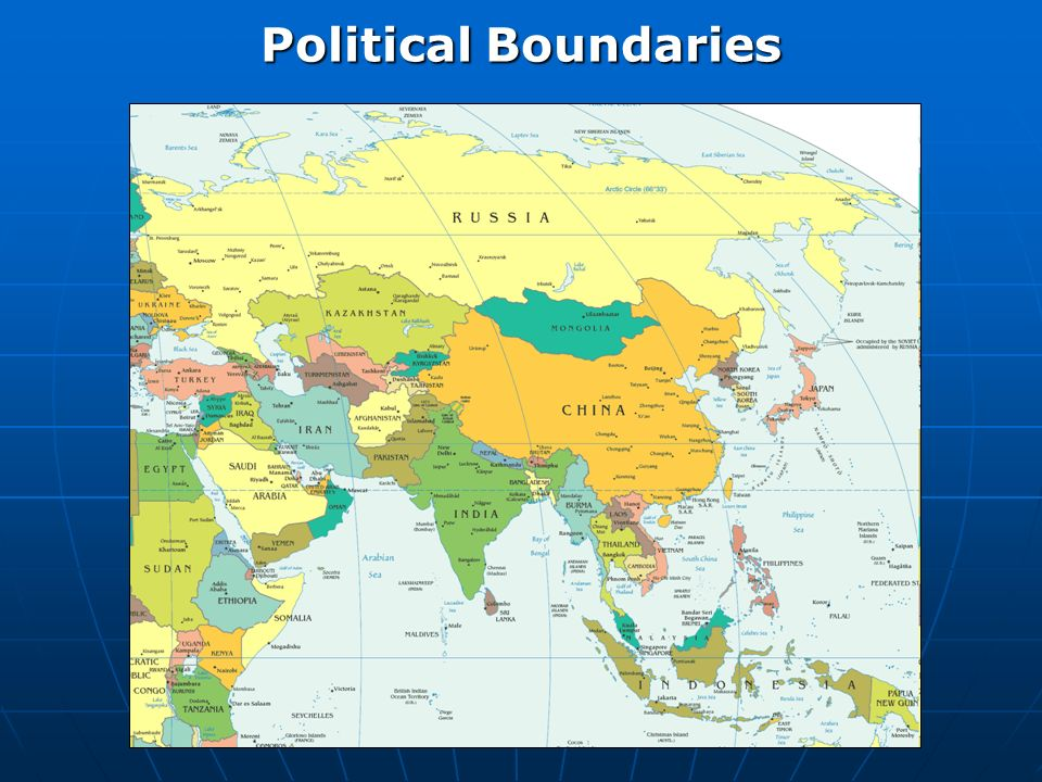 World regional geography april 7 2010 reading marston chapter 8 2 political boundaries gumiabroncs Images