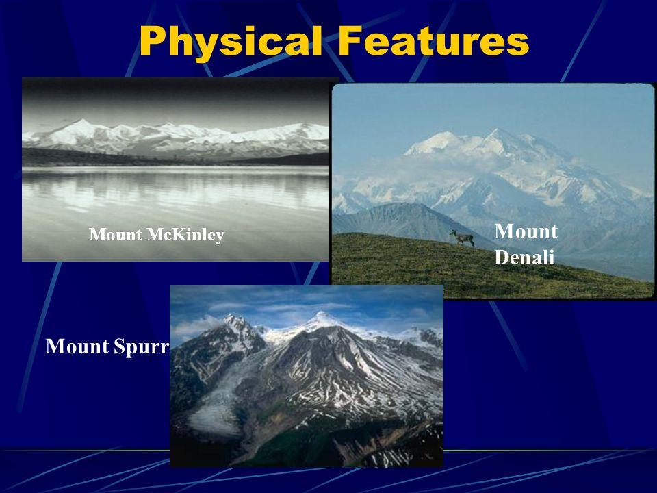 Alaska I Physical Features Ii Economy Iii Sports Iv Important