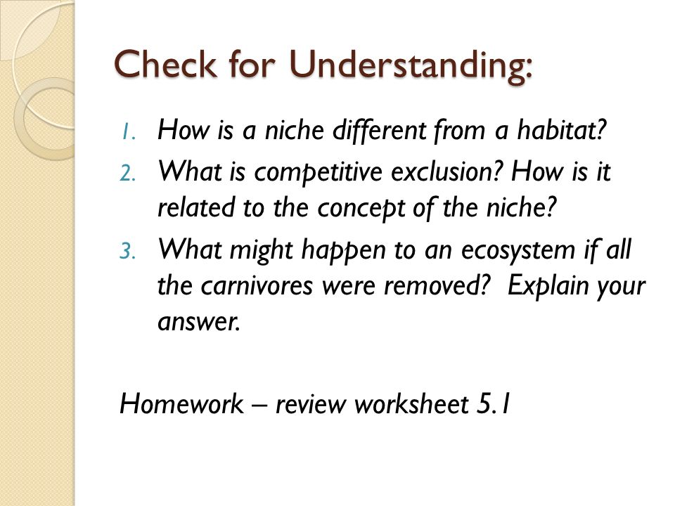 Interactions In The Ecosystem Chapter 5 Pg 72 87 Mrs Paul Ppt
