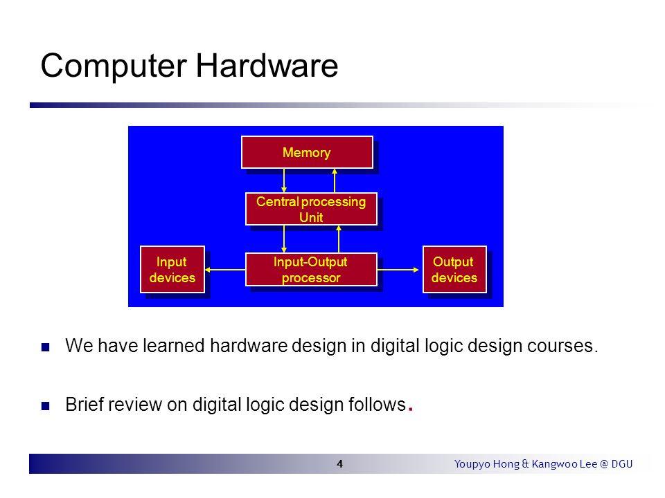 Logic Design Computer Architecture and Design Lecture ppt