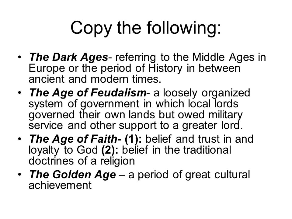 aim how can we write an effective dbq essay on the middle ages do