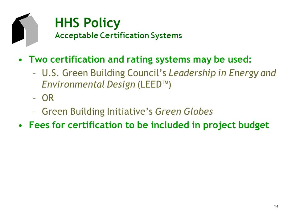 1 Going Green An Overview Of New Requirements For Sustainable
