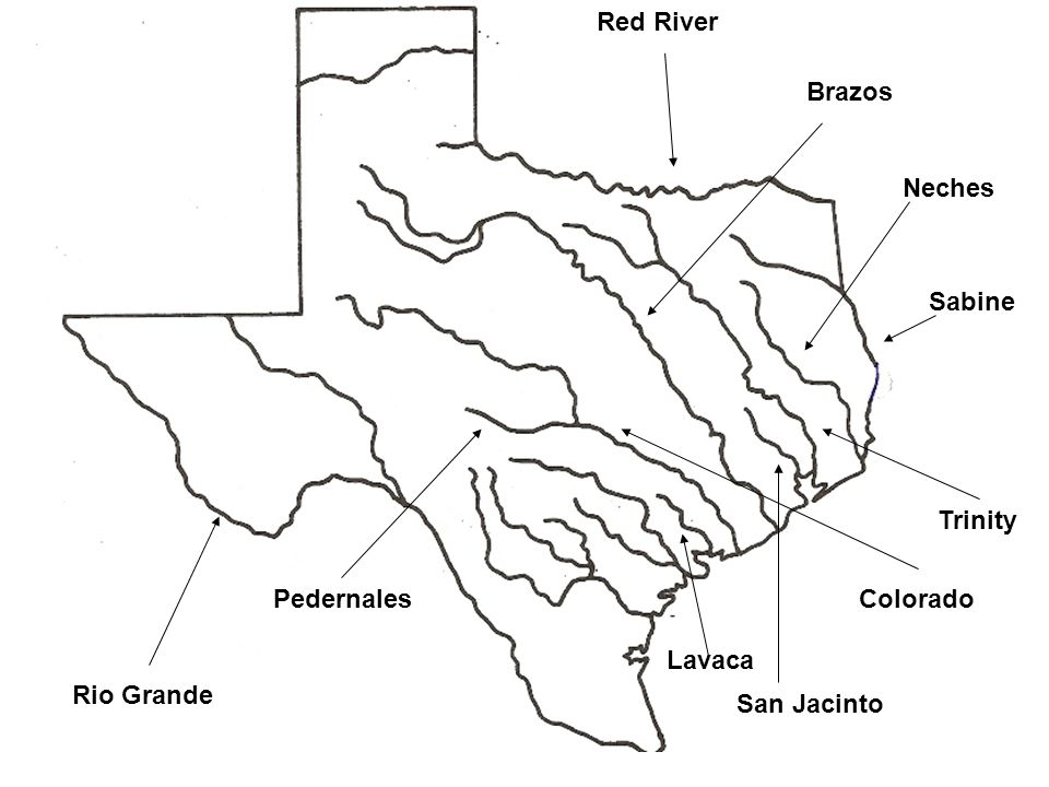 Map Of Texas Quiz.October Daily Agenda Quiz Notes Puebloan And Gulf Coast Indians