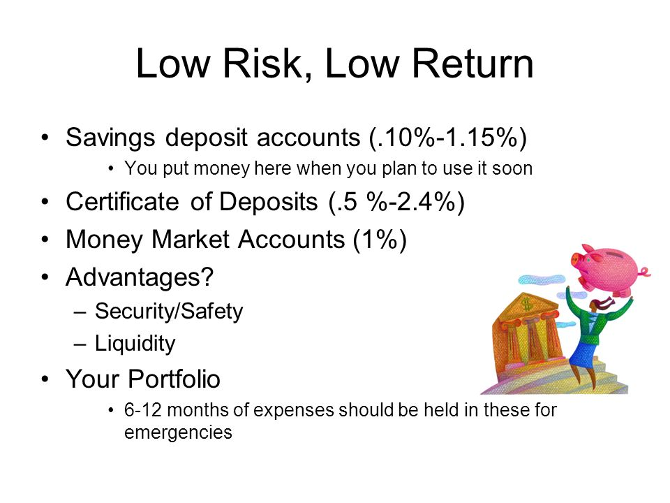 Savings And Investment Options Stocks Bonds Mutual Funds Etc