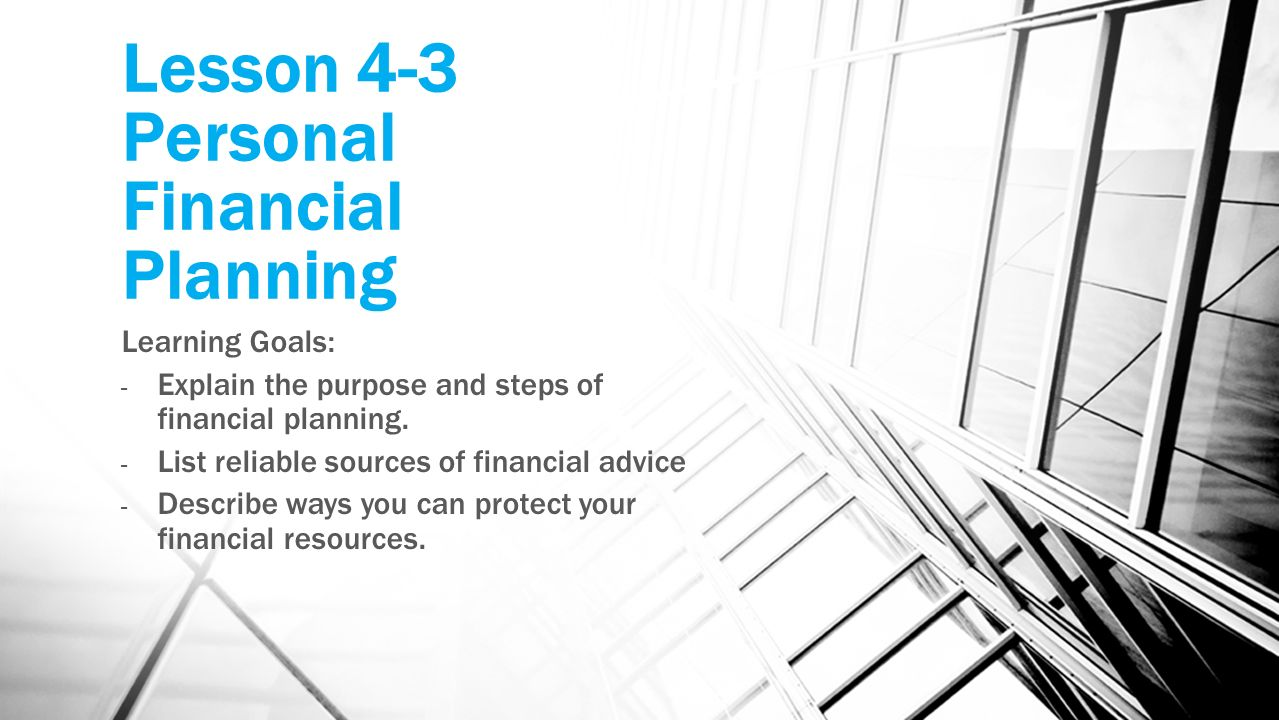 assignment 3 personal finance Finance assignment help online by experts of global assignment help, we provide finance assignment writing services to the college and university students of uk  3 personal finance: personal finance deals with areas such as paying off loans, tax planning, personal investment goals, accumulation of money, estate planning and retirement.